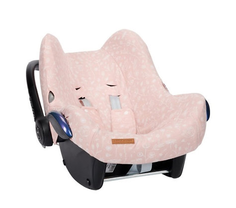 Car seat 0+ cover - Wild Flowers
