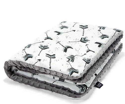 Royal Arrows Winter Blanket