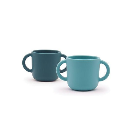 Training Cup Set - Blue Abyss/Lagoon