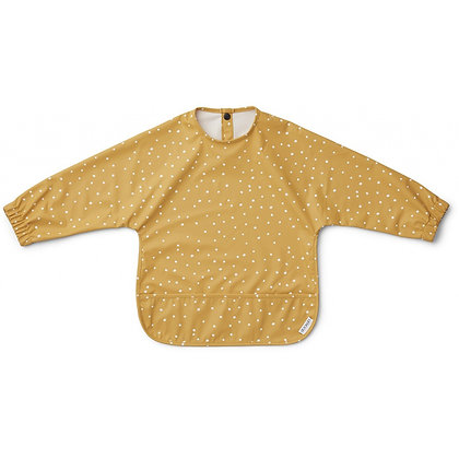 Merle Cape Bib - Confetti Yellow