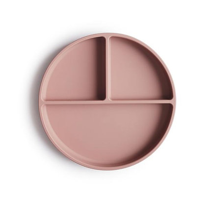 Silicone Suction Plate - Blush