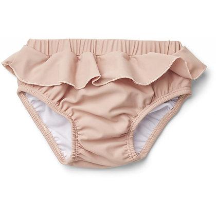 Baby Girl Swim Pants - Coral Blush