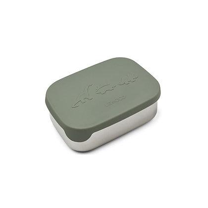 Arthur Lunch Box - Dino Faune Green