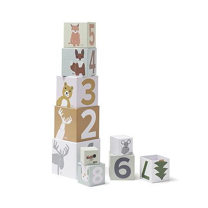 Cubes Paper 1-10