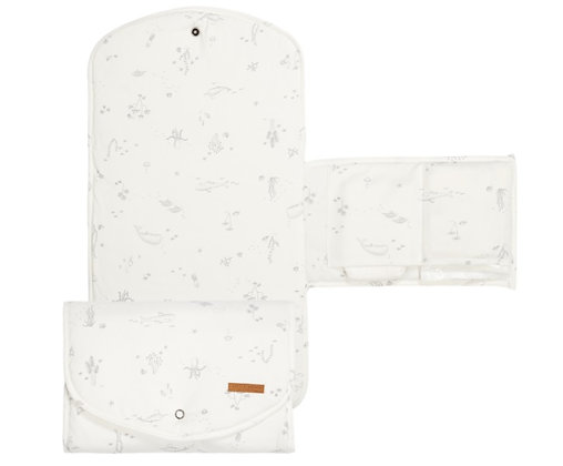 Changing Pad Comfort Ocean White