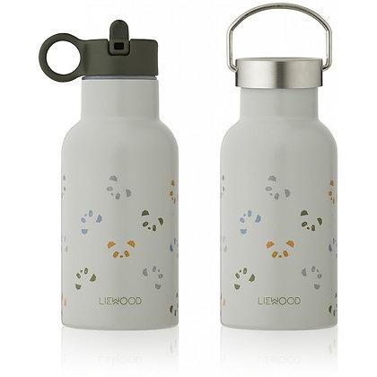 Anker Water Bottle - Panda Dove Blue