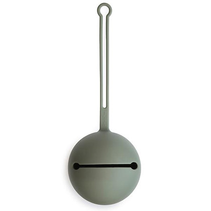 Silicone Pacifier Holder Case - Thyme