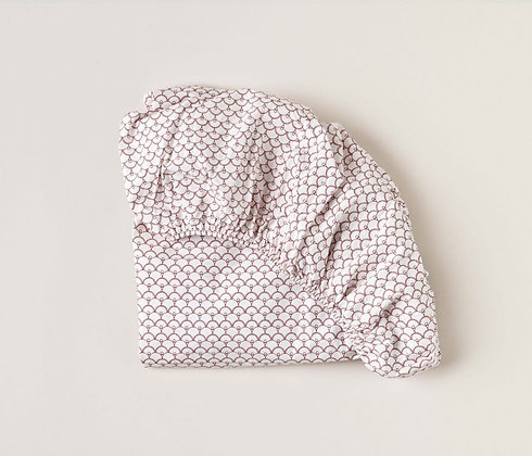 Fitted Sheet Cupola Rust
