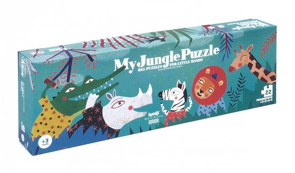 My Jungle Puzzle