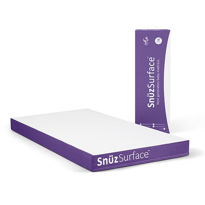 SnuzSurface Adaptable Cot Bed Mattress - SnuzKot