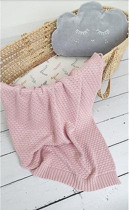 Blanket Bubble - Dusty Rose