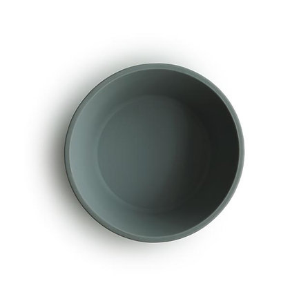Silicone Suction Bowl - Thyme
