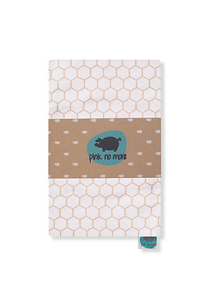 Muslin Swaddle - Hexagons