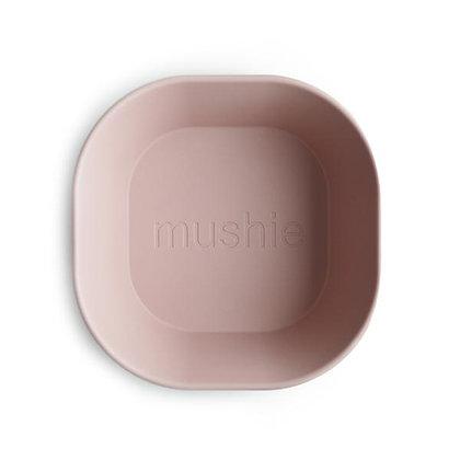 Square Bowls Set of 2 - Blush