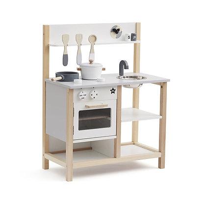 Kitchen natural/white BISTRO