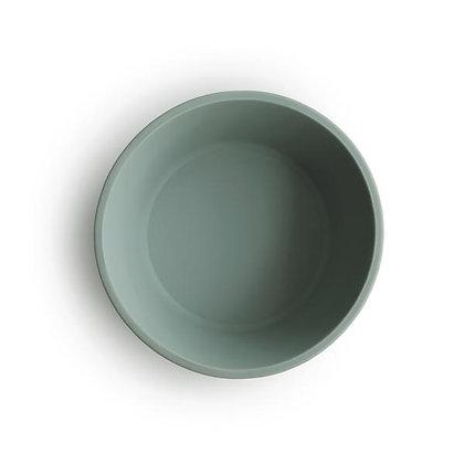 Silicone Suction Bowl - Cambridge Blue