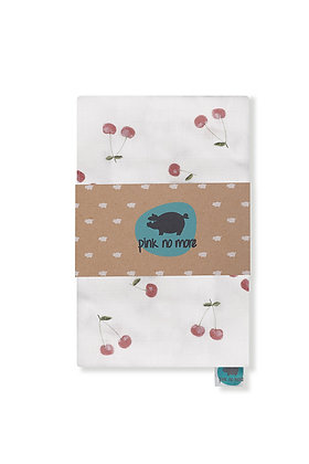 Bamboo Swaddle - Cherries