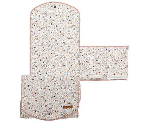 Changing Pad Comfort Spring Flowers