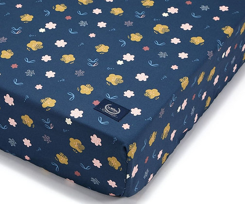 Fitted Sheet French Roses