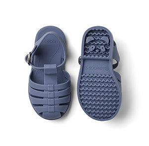 Bre Sandals - Blue Wave