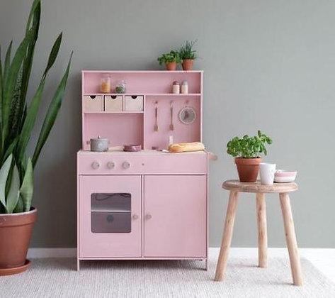 Toy Kitchen Pink
