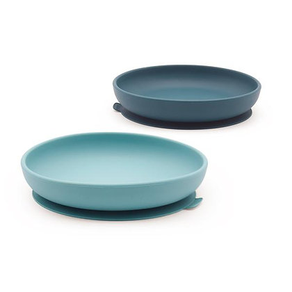 Suction Plate Set - Blue Abyss/Lagoon