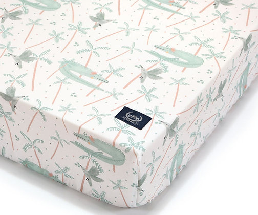 Fitted Sheet Dundee Forest