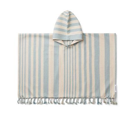 Roomie Stripe Sea Blue