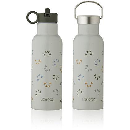 Neo Water Bottle 500ml - Panda Dove Blue