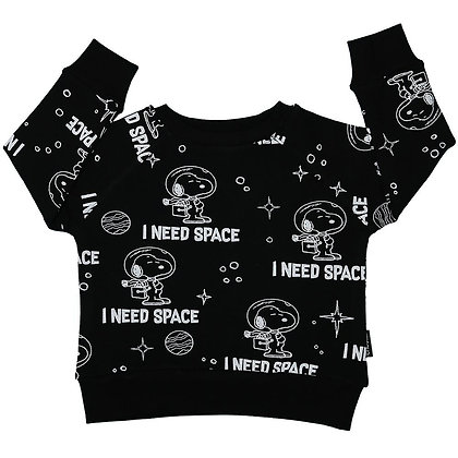 I Need Space - Snoopy