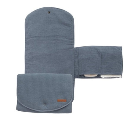 Changing Pad Comfort Pure Blue