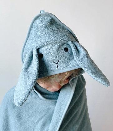 Albert Rabbit Sea Blue