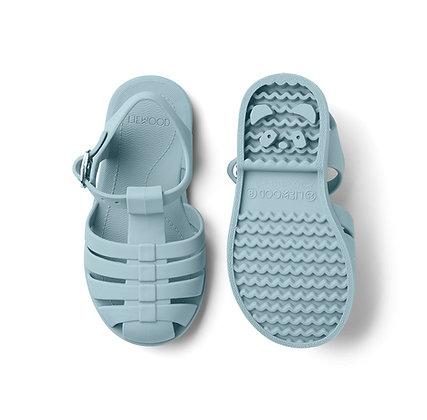 Bre Sandals - Sea Blue