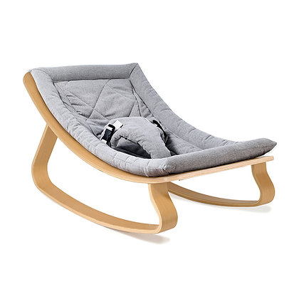 Baby Rocker LEVO in Beech