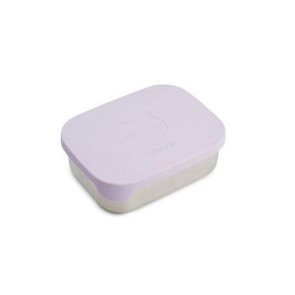 Arthur Lunch Box - Cat Lavender