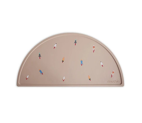 Silicone Place Mat - Rocket