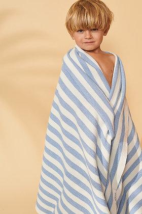 Macy Towel - Sky Blue
