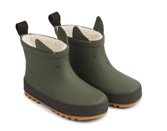 Jesse Thermo Rain Boots - Hunter Green