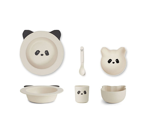 Barbara Bamboo Baby Set - Panda