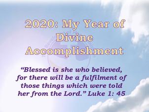 Divine Accomplishment