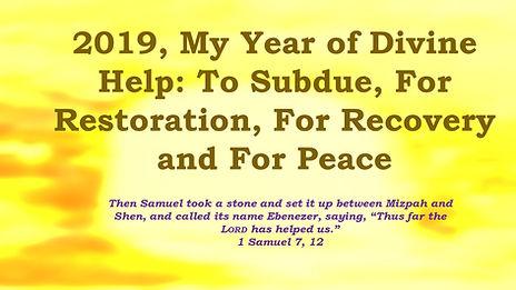 2019, year of Divine Help.jpg
