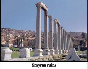 2. Smyrna, the persecuted church: Revelation 2: 8-17