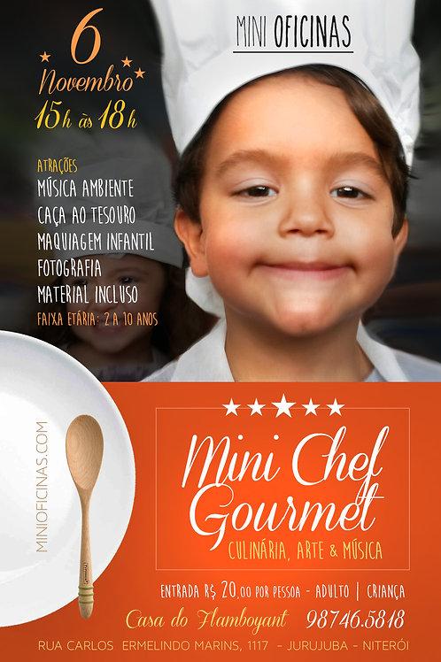 Mini Chef Gourmet - 06/11/2016