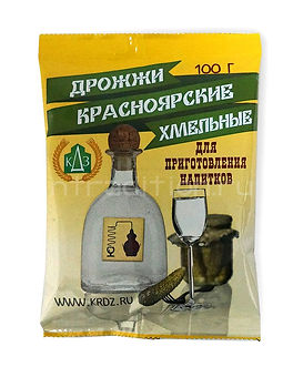 Красноярские хмельные дрожжи купить в Ирркутске