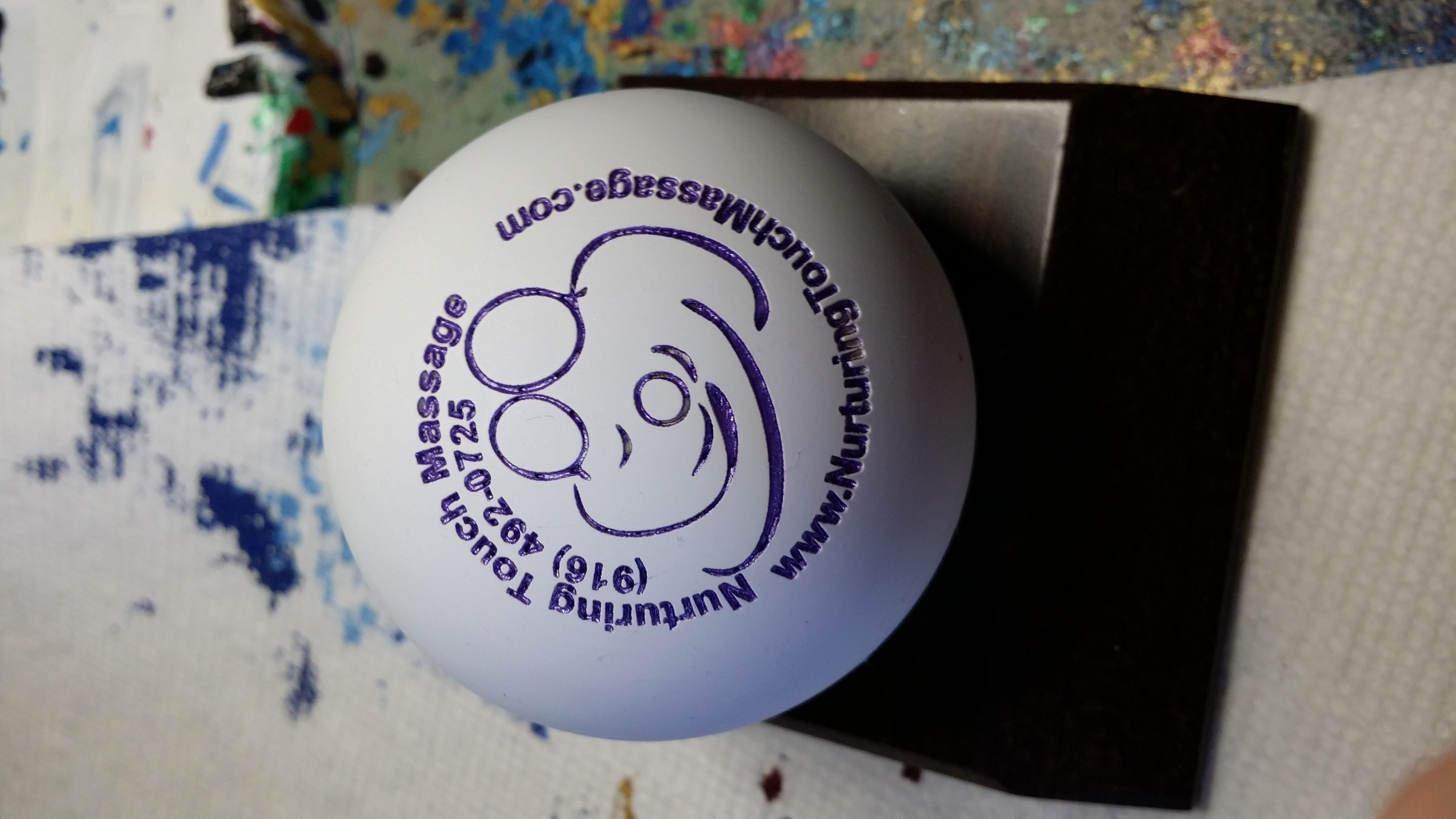 Trigger Point Lacrosse Ball