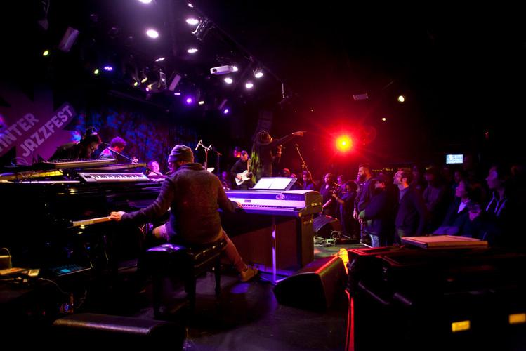 NYC Winter Jazzfest