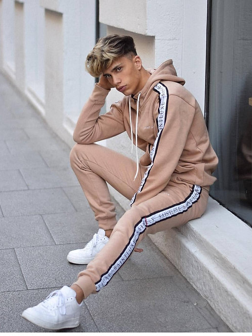 MENS TRIMMED TRACKSUIT NUDE