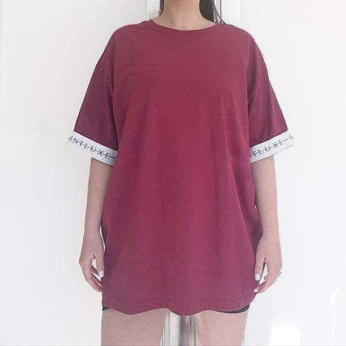 Saint Luxe Oversized T Dress