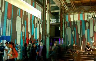 - Nokia Trends - Panoramaprojektionen - Schiffamt Zürich.   Konzept, Produktion und ProjektionsTechnik -  MODULUX (Implementierung/Johannes Menneweger bei Lichttapete)  Kunde: Rufener Events Ltd.BSW