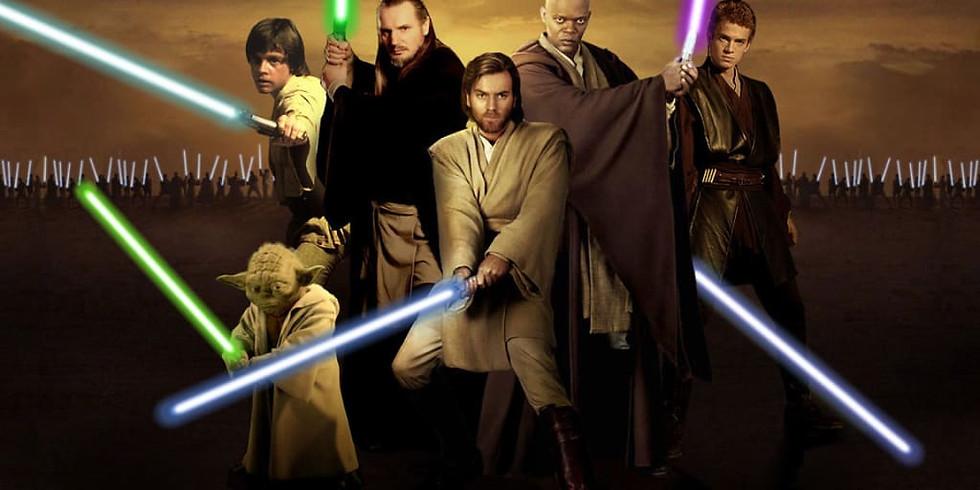 Summer Camp Jedi Training Theme